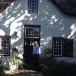 Ken Forrester Wines Exterior house Whale Cottage Portfolio