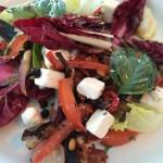 Seelan Aubergine salad Whale Cottage Portfolio