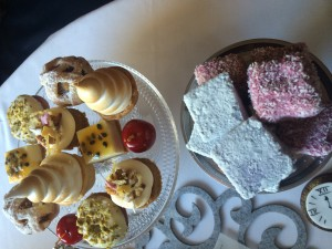 5Rooms High Tea Sweet TReats Whale Cottage