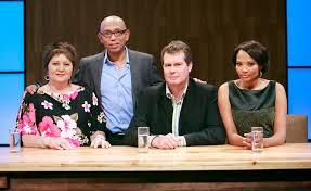 Chopped 1 Judges plus host