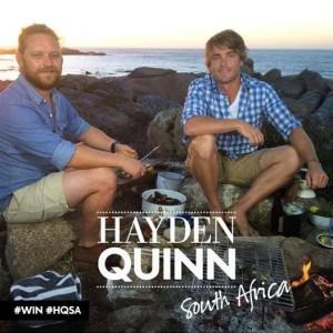 Hayden Quinn 3 Kobus van der Merwe and Hayden Quinn 10494566_298016930370357_9146370295150676386_n