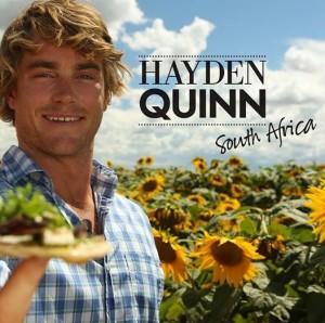 Hayden Quinn Title page sunflowers