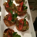 World Class Umi Tomato and avo salsa Whale Cottage