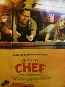 Chef movie poster Whale Cottage Portfolio