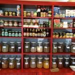 Crisp Products on shelves Whale Cottage