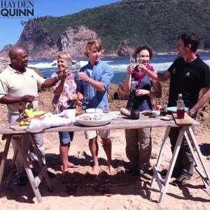 Hayden Quinn 5 Knysna people table