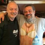 Piazza Italia Chefs Pietro and Davide Whale Cottage