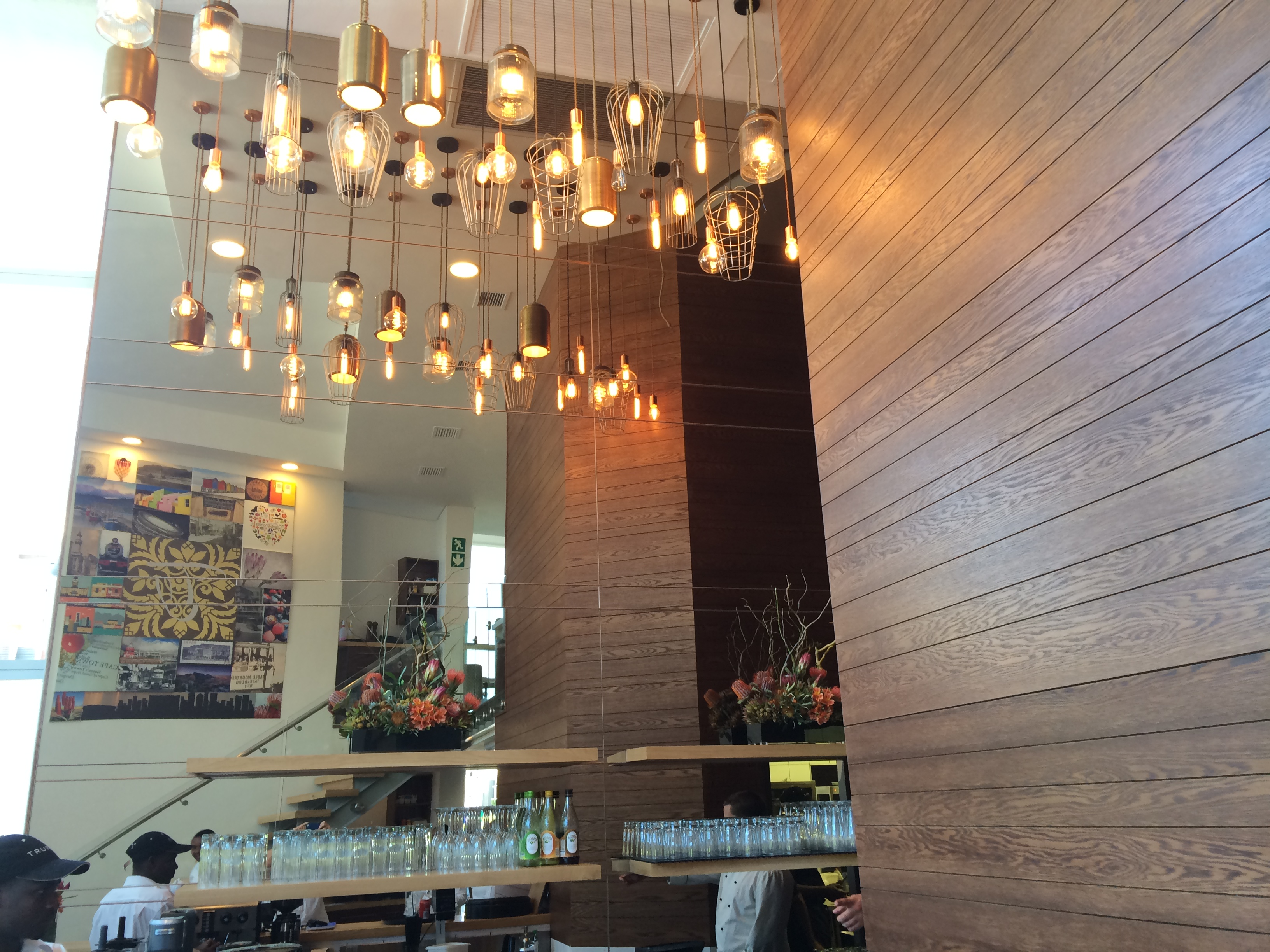 Fine Dining Restaurant Kitchen Layout restaurant review: truffle first '5 star 100% halaal fine dining