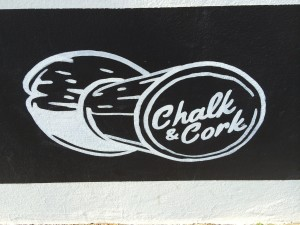 Chalk & Cork logo Whale Cottage