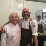 Chefs who Share Chefs Bernhard Reiser and Chris Erasmus Whale Cottage