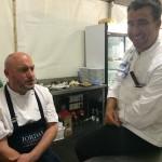 Chefs who Share George Jardine Gerd Kastenmeier Whale Cottage