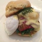 Chefs who Share Lanzerac Eggs Benedict Whale Cottage