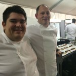 Chefs who Share Marthinus Ferreira and PJ Vadas Whale Cottage