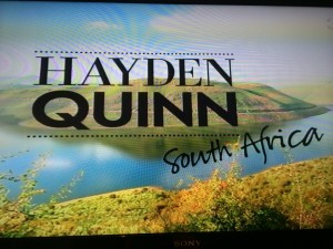 Hayden Quinn 10 Lesotho title page Whale Cottage