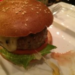 Carne BIstro Burger Whale Cottage