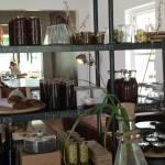Maison Deli shelves and produce Whale Cottage