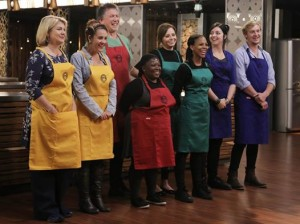 MasterChef 3 10 four teams