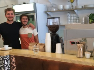 Molten Toffee Co-owners Whale Cottage