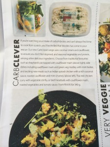 Woolworth CarbClever Good Food News Whale Cottage
