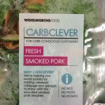 Woolworths CarbClever Pork front pack Whale Cottage