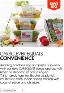 Woolworths CarbClever better pic via email