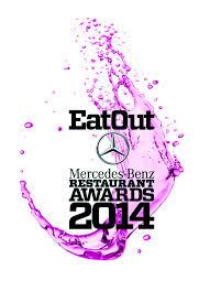 Eat Out Top 10 Restaurant Awards logo 2
