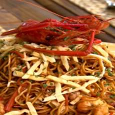 MasterChef 3 12 Shelina Min Frire (crayfish)