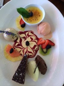 Rivendell Decadent Dessert Medley Whale Cottage