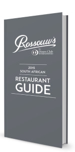 Rossouw's by Diner's Club South African Restaurant Guide