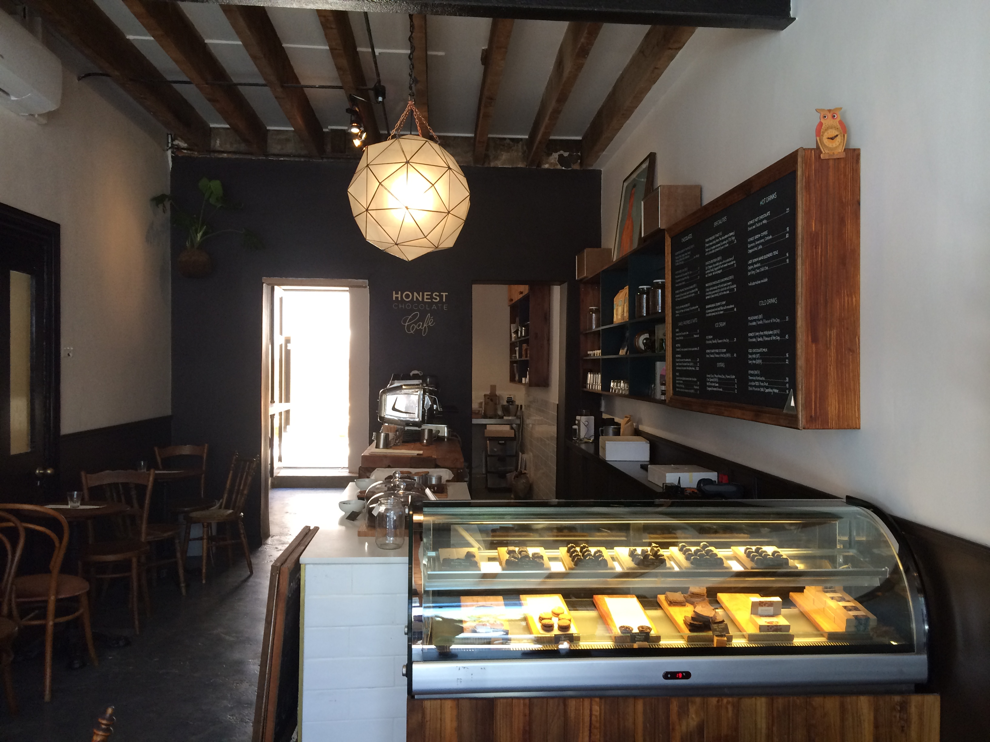 Chocolate haven and heaven opens at Honest Chocolate Café on Wale ...