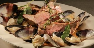 MasterChef 17 Rump of lamb and mussels Marco Pierre White