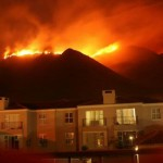 Hermanus fire