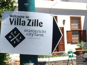 OCF Villa Zille Whale Cottage