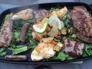Palma Meat platter Whale Cottage