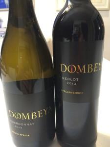 Haskell Chardonnay and Merlot 2013
