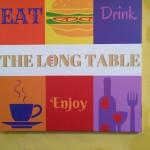 Haskell Long Table logo Whale Cottage