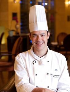Mondiall Executive Chef Riaan Burger