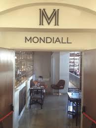 Mondiall entrance