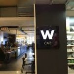 W Cafe Woolworths Waterstone