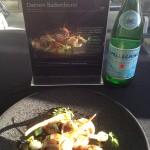 Young Chef Darren Badenhorst dish Whale Cottage