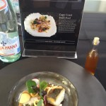 Young Chef Katlego dish Whale Cottage