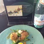 Young Chefs Constantijn dish Whale Cottage