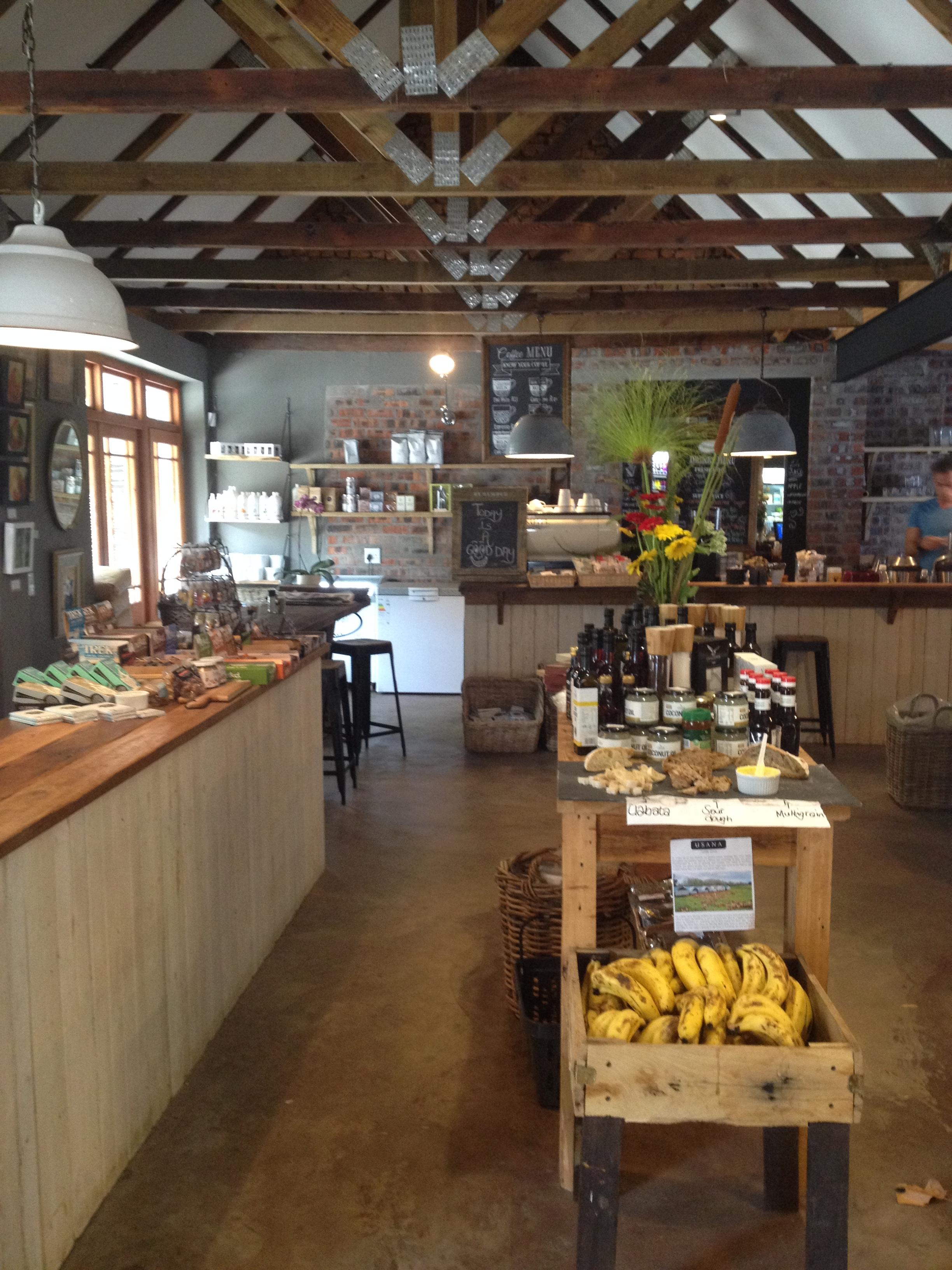 Restaurant Review Chardonnay Deli More Farm Stall Than