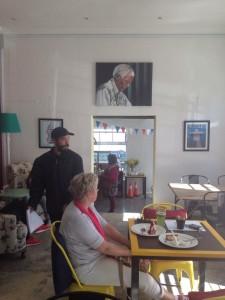 Batavia Cafe Interior Mandela Whale Cottage