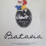 Batavia Logo Whale Cottage
