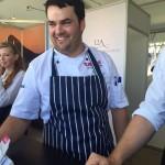 Taste of Cape Town Azure Chef Chrito Pretorius Whale Cottage