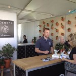 Taste of Cape Town Cosecha stand Whale Cottage