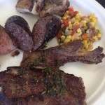 Taste of Cape Town Don Armando Asado meats Whale Cottage