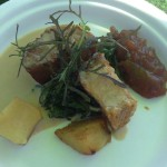 Taste of Cape Town Longridge Pork Belly Whale Cottage