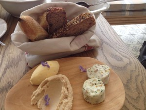Boschendal Werf Bread and butters Whale Cottage